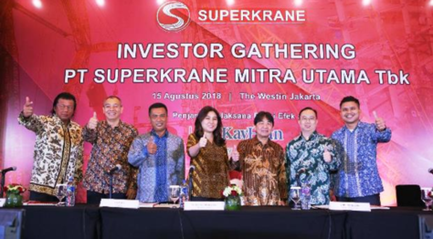 Superkrane Investor Gathering