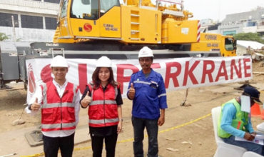 Superkrane Supports the KEMENPUPR Construction Workers Certification Program